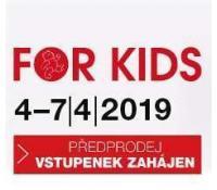 Vstupenky zdarma na veletrh FOR KIDS | Forkids.cz