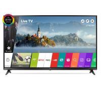 Ultra HD TV, Smart, 139cm, HDR, LG | Okay