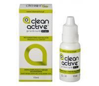 Oční kapky Clean Active Premium Drops 15 ml | Kontakto.cz