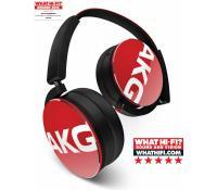 Bezdrátová sluchátka AKG Y50    Muziker