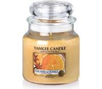 Svíčka Yankee Candle Star Anise&Orange 623gr | Notino.cz