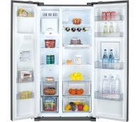Americká lednice Daewoo, led, bar, no frost | Mall.cz