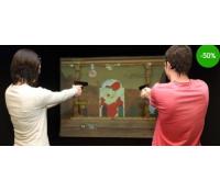 Vstup na na laserovou střelnici, vhodné i pro děti | Radiomat