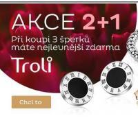 Šperky Troli v akci 2+1 zdarma | Sperky.cz