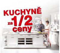 Kuchyně na míru za 1/2 ceny | Sconto