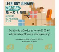 Dny dopravy ZDARMA | Lonelyplanet.cz