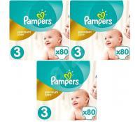 "Plenky Pampers Premium Care ""Jumbo pack"" | Alza"