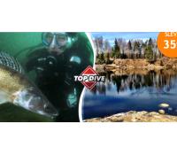 Zkušební ponor v lomu Srní  | Hyperslevy