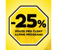 AlpinePro.cz - sleva 25% na nezlevněné   Alpine Pro