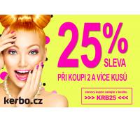 DESIGUAL se slevou 25% při nákupu 2 ks na kerbo.cz | Kerbo.cz