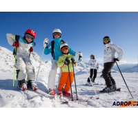 Kurz lyžování - skupinový | Adrop