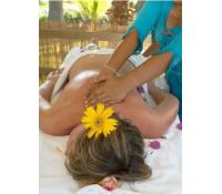 Thajská olejová masáž aroma | Adrop