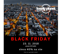 Black Friday 2018 | Lonelyplanet.cz