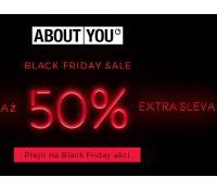 Black Friday v AboutYou | Aboutyou.cz
