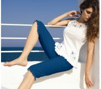 Sleva 15% na italská dámská pyžama ANDRA | Prádlo IVKA