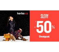 DESIGUAL až -50% | Kerbo.cz