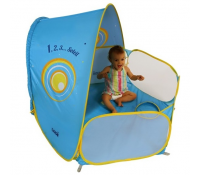 Stan a hrací ohrádka pro miminko Ludi | Alza