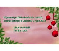 Malý vánoční dárek pro registrované zákazníky | Prádlo IVKA