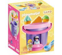 Sada na písek Zmrzlinářství Playmobil | Alza