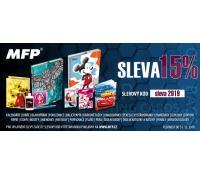 15% sleva na papírnické zboží | MFP paper s.r.o.