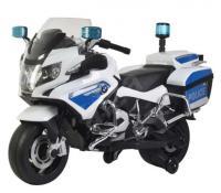El. dětská motorka BMW, zvuky, 5km/h Buddy Toys   Alza