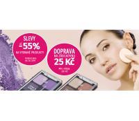 Sleva až 55% na vybranou kosmetiku E style | Chriscosmetics.cz