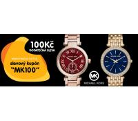 Sleva 100Kč na hodinky Michael Kors | TimeOutlet.cz