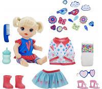 Baby Alive Panenka s náhradním oblečením | Alza