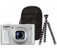 Canon, 20,3MPx, 80x zoom, Wifi, NFC, BT | Alza