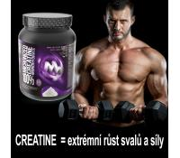 100% CREATINE MONOHYDRATE  | Maxxwin.cz