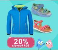 Extra sleva 20% na výprodej oblečení a bot | Prodeti.cz