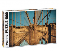 Puzzle Piatnik Brooklyn Bridge 1000 dílků | Alza