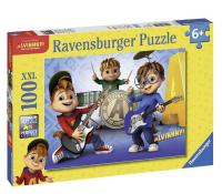 Puzzle pro děti Ravensburger, 100 dílků | Alza