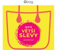 Výprodej Obag - slevy až 60%   OBag.cz