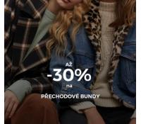 Sleva až 30% na přechodové bundy | Aboutyou.cz