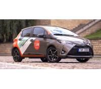 Anytime Carsharing: půjčení auta v Praze | Slevomat