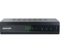 DVB-T2 set top box Sencor, timeshift | Mall.cz