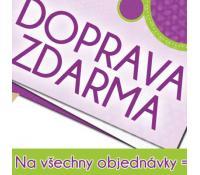 Doprava zdarma bez omezení | Mimulo.cz