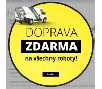 Roboticky-vysavac.cz - doprava zdarma | Roboticky-vysavac.cz
