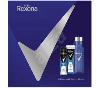 Dárková sada Rexona Cobalt - 3 produkty   Alza