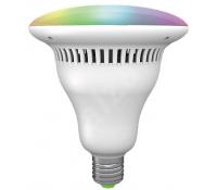 LED žárovka E27 Rabalux RGB  s reproduktorem   Alza