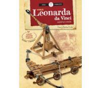 Vědci a vynálezci: Stroje Leonarda da Vinci | KnihyDobrovsky