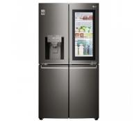 Americká lednice LG, Instaview, led, voda, 180 cm | Alza