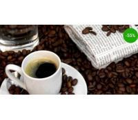 1 kg 100% ARABICA pražené zrnkové kolumbijské kávy   Radiomat
