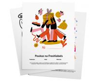Freshlabels sleva 15% na dárkové poukazy | Freshlabels.cz
