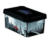 Úložný box Curver Decobox - S - Paříž | Alza