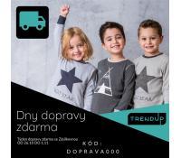 Dny dopravy zdarma | Trendup.cz