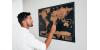 Stírací mapa světa ve slevě | walltrix.eu