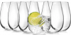 Sada 6 křišťálových sklenic 500 ml L'Art de table | Slevomat
