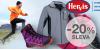 20% sleva na celý nákup v Hervis Sportu | Slevomat